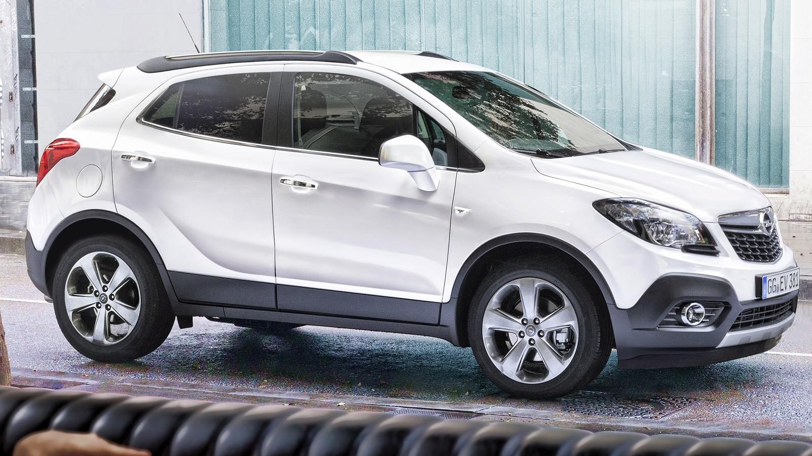 Opel Mokka '2021–16