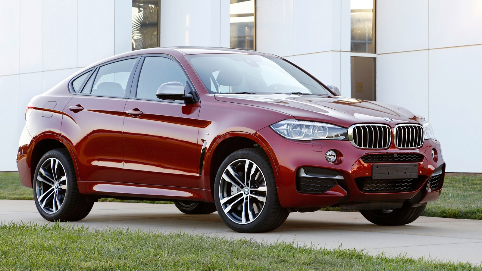 На фото: BMW X6