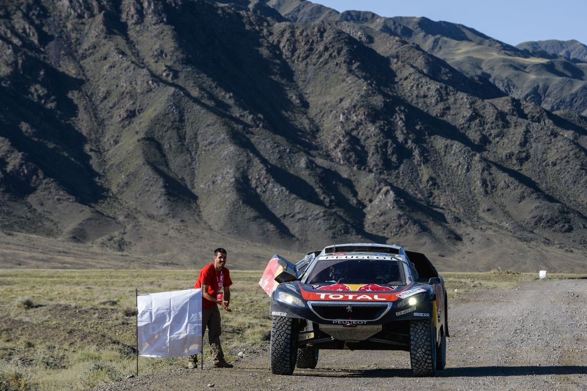 AUTO — SILK WAY RALLY 2016
