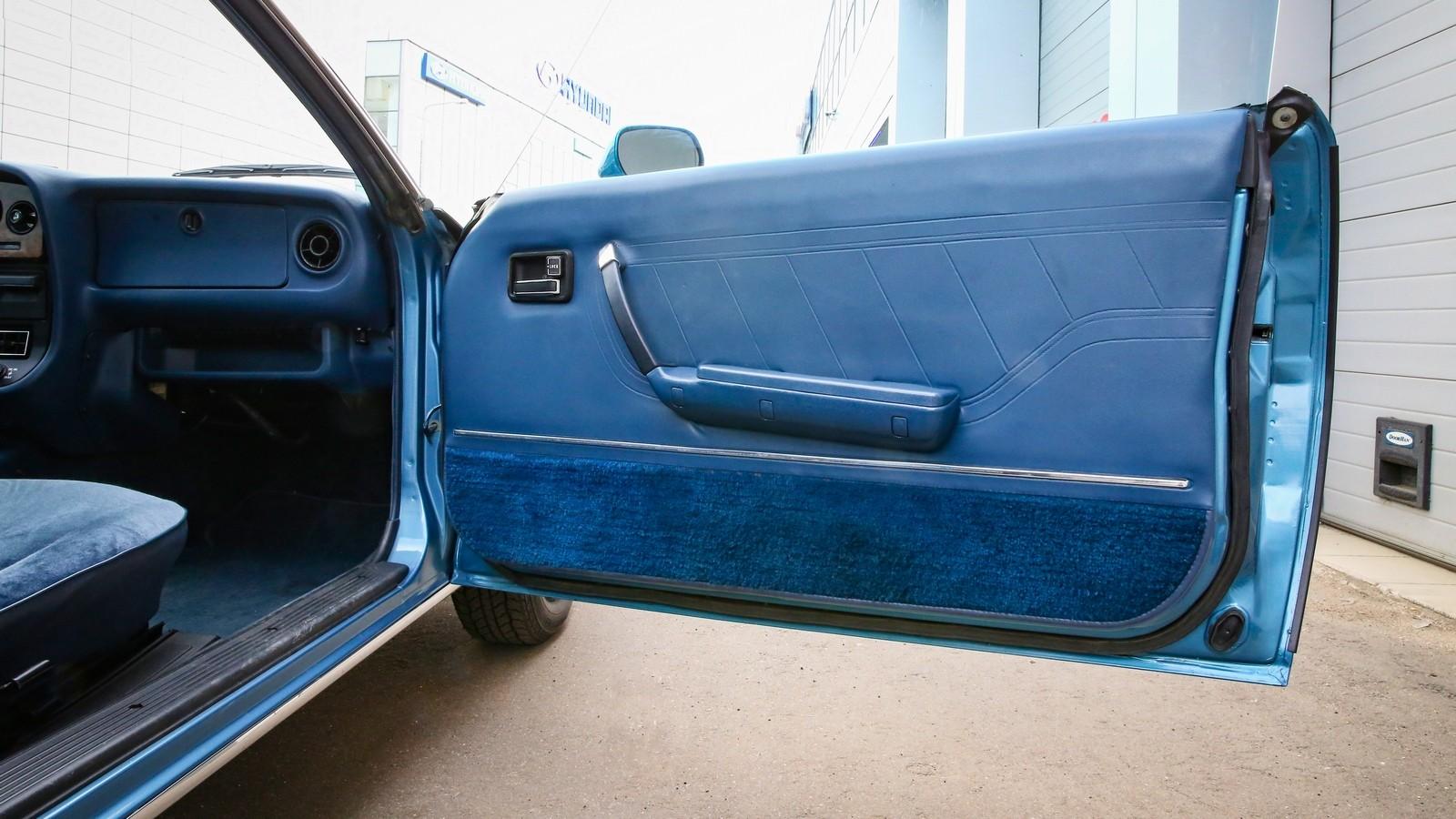 Mazda RX-5 дверь