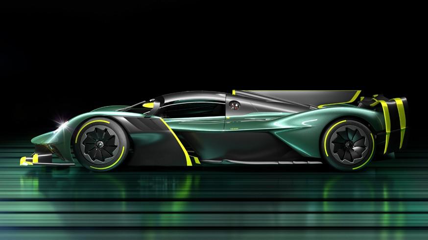 Aston Martin готовится к презентации родстера Valkyrie: дебют пройдёт в США