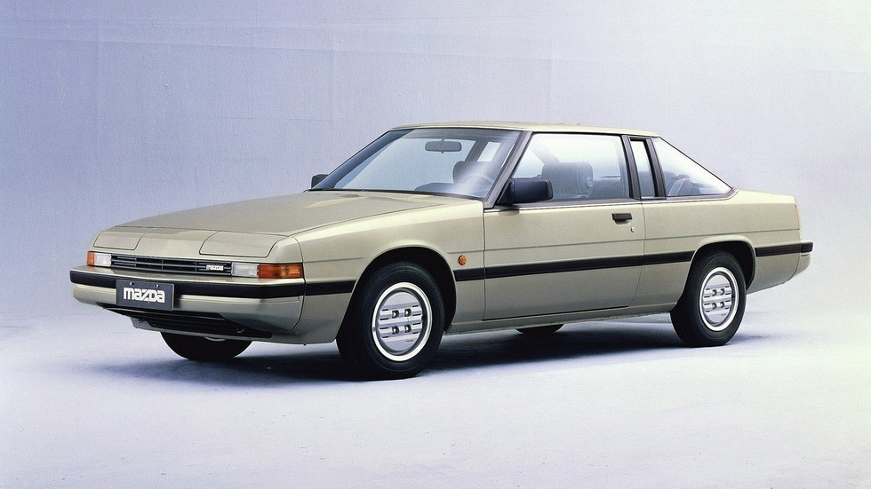 Mazda 929 Coupe '1981–84