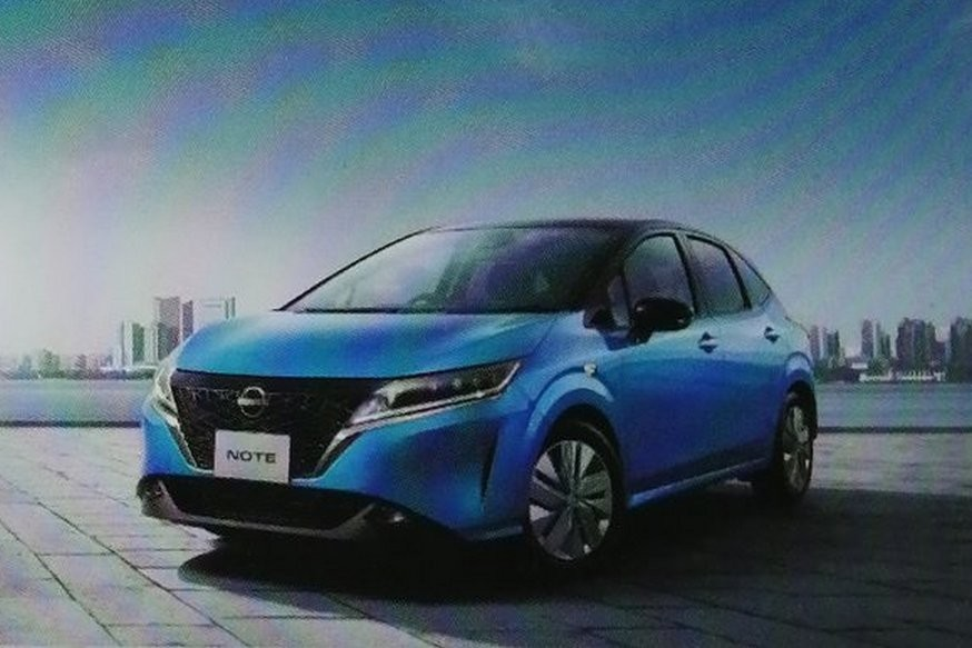 Облик нового Nissan Note раскрыт до премьеры. Среди родственников, возможно, «третий» Logan