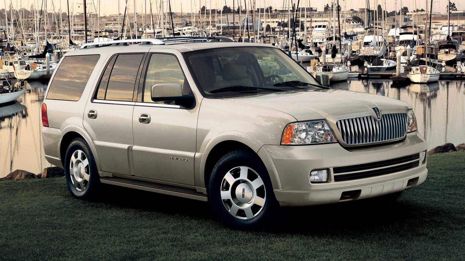 2005–06 Lincoln Navigator (U228) '2004–06