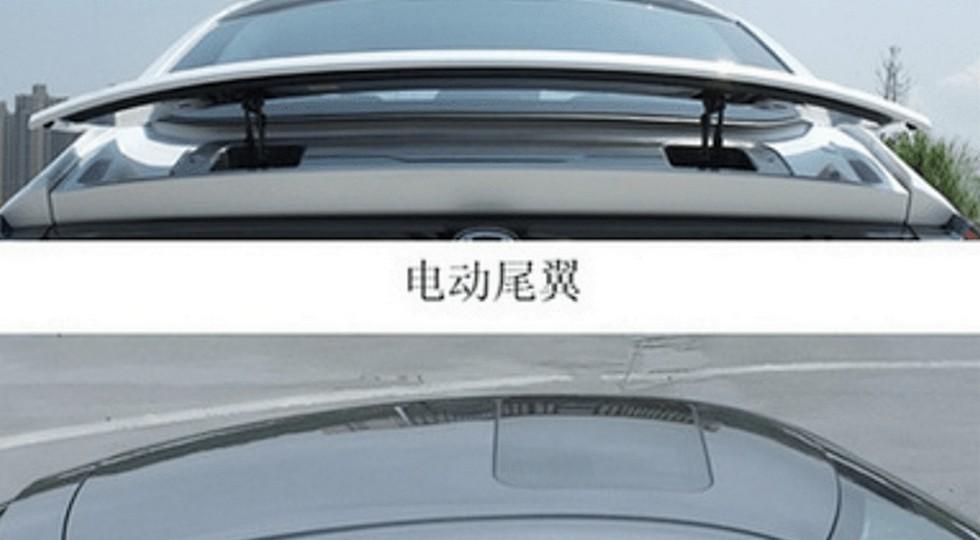Лифтбек Changan почти полностью раскрыт: это Uni-V со «спортивным» уклоном