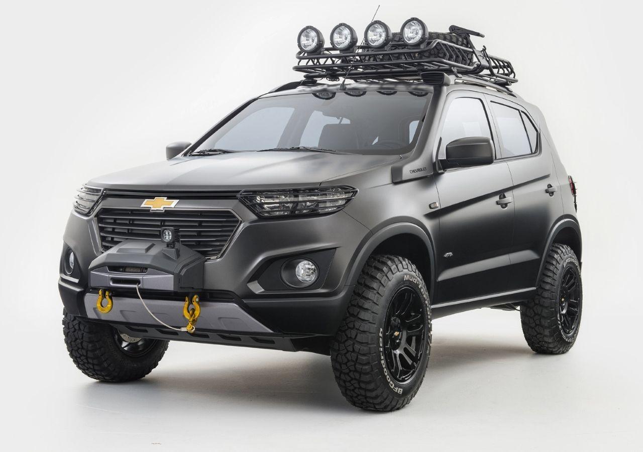 Представленный в 2014 году концепт Chevrolet Niva нового поколения так никогда и не превратится в серийную модель.