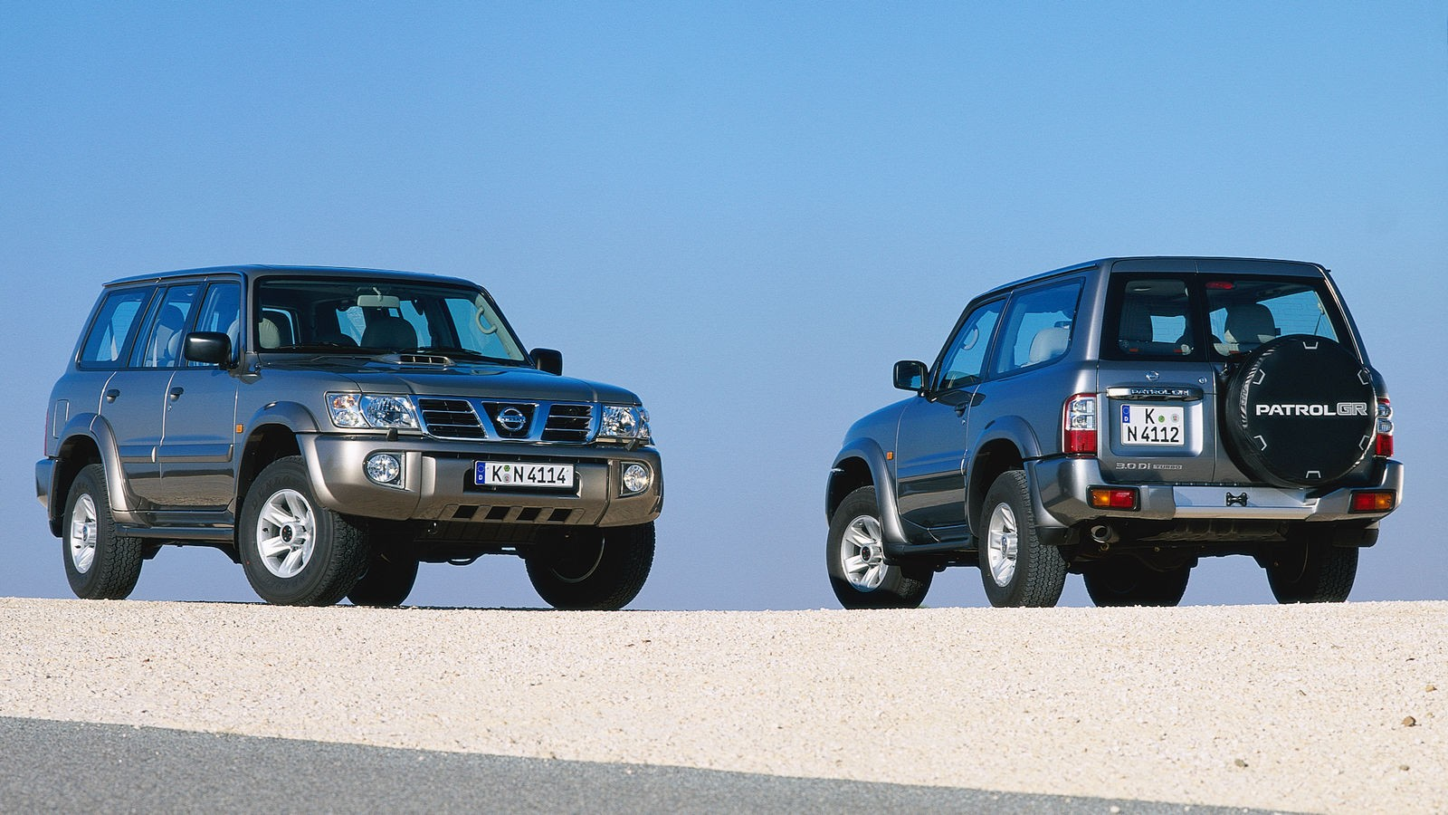 Nissan Patrol GR Elegance