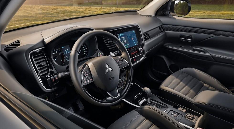 Mitsubishi Outlander для России: скромный рестайлинг вместо нового поколения