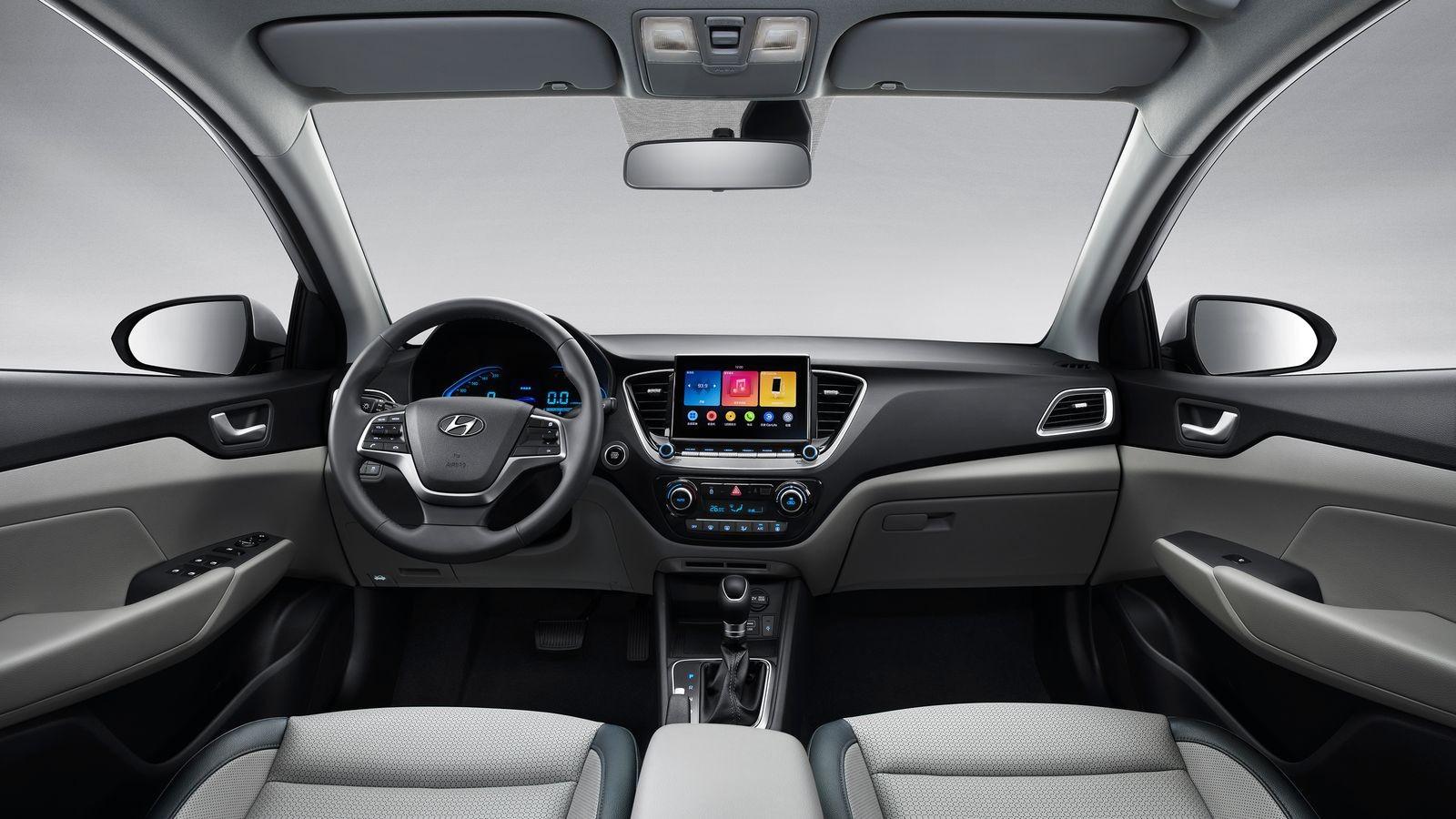 Обновлённый российский Hyundai Solaris: официальные фото вслед за утечкой