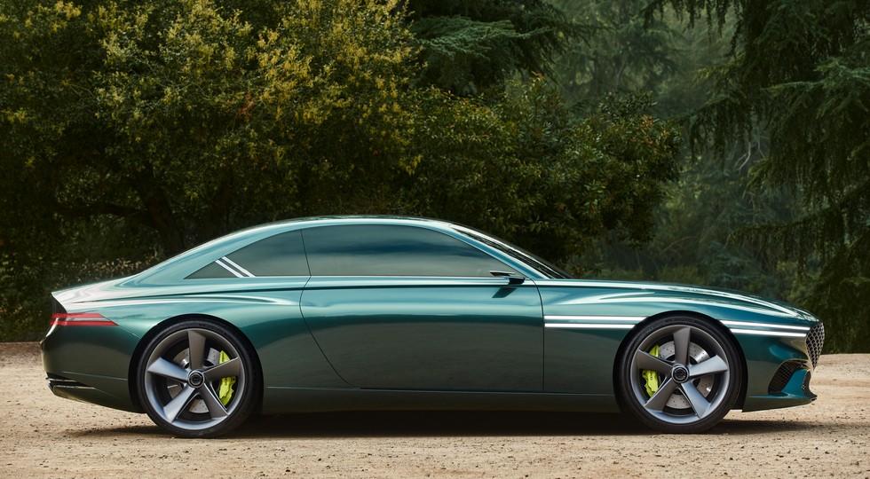 Премьера Genesis: ждали универсал или новый паркетник, а показали большое купе