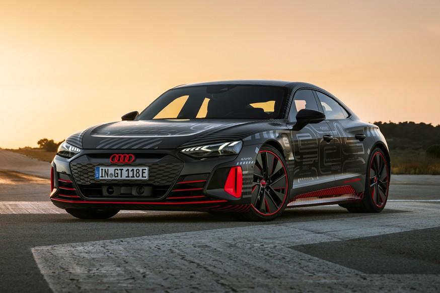 Более доступный по цене «брат» Porsche Taycan Turbo S от Audi получит 600-сильную установку