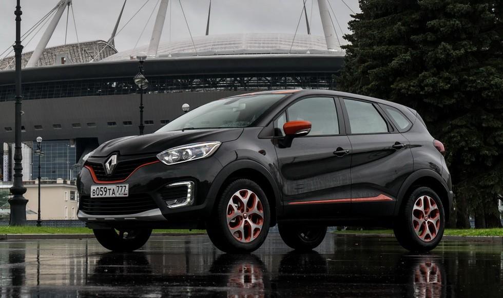 Renault Kaptur 2