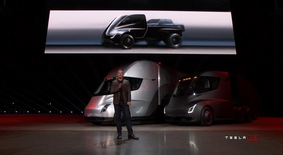 Tesla Pickup 3