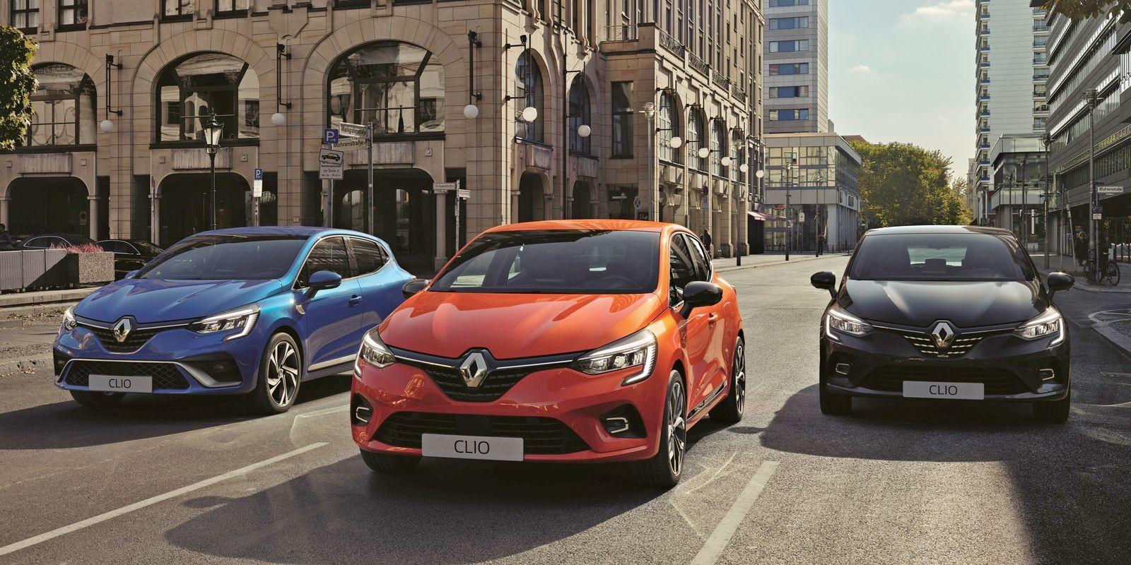 2019 — Renault Nouvelle CLIO