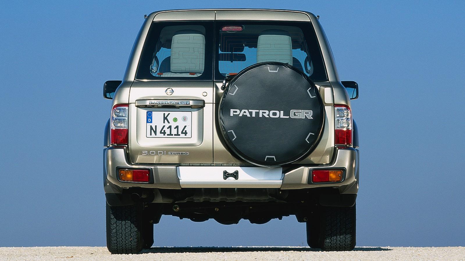 Nissan Patrol GR Elegance 5-TŸrer
