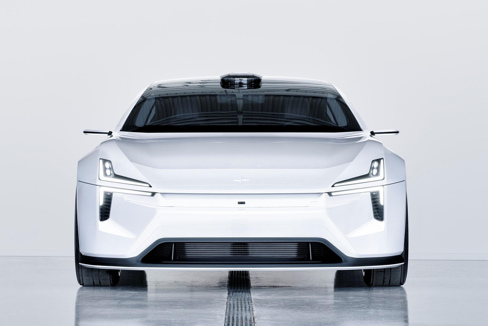 Polestar готовит полностью углерод-нейтральную модель и спортивный Polestar 2
