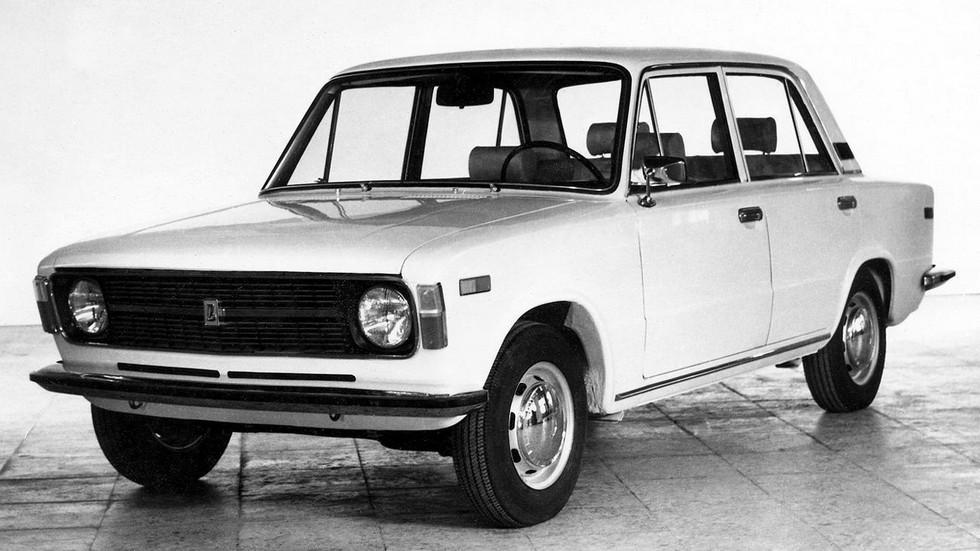 Один из ранних вариантов ВАЗ-2105 недалеко ушел от обычной «одиннадцатой»