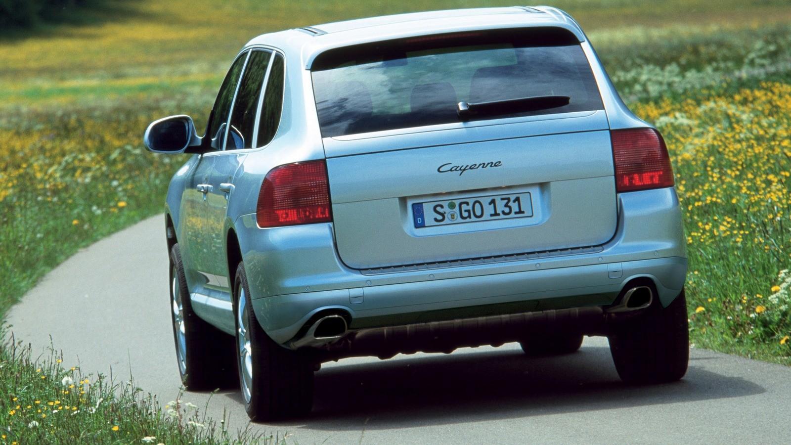 10Porsche Cayenne (955) '2003–07