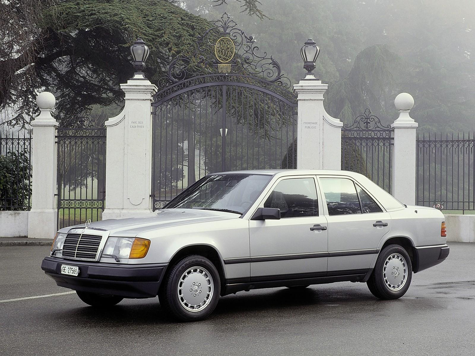 Сборка Porsche, плохая аэродинамика и шесть дверей: мифы и факты о Mercedes Е-Klasse W124