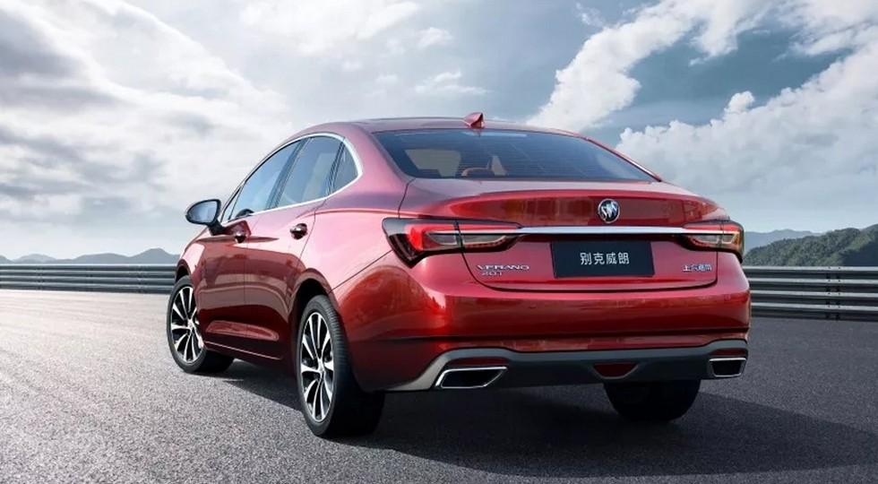 Аналог Astra: теперь тоже с «турботройками», но они не такие, как у модели Opel