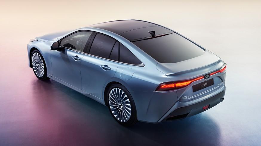 Toyota готовит новый Mirai: другая платформа и более удачный, чем у предшественника, дизайн
