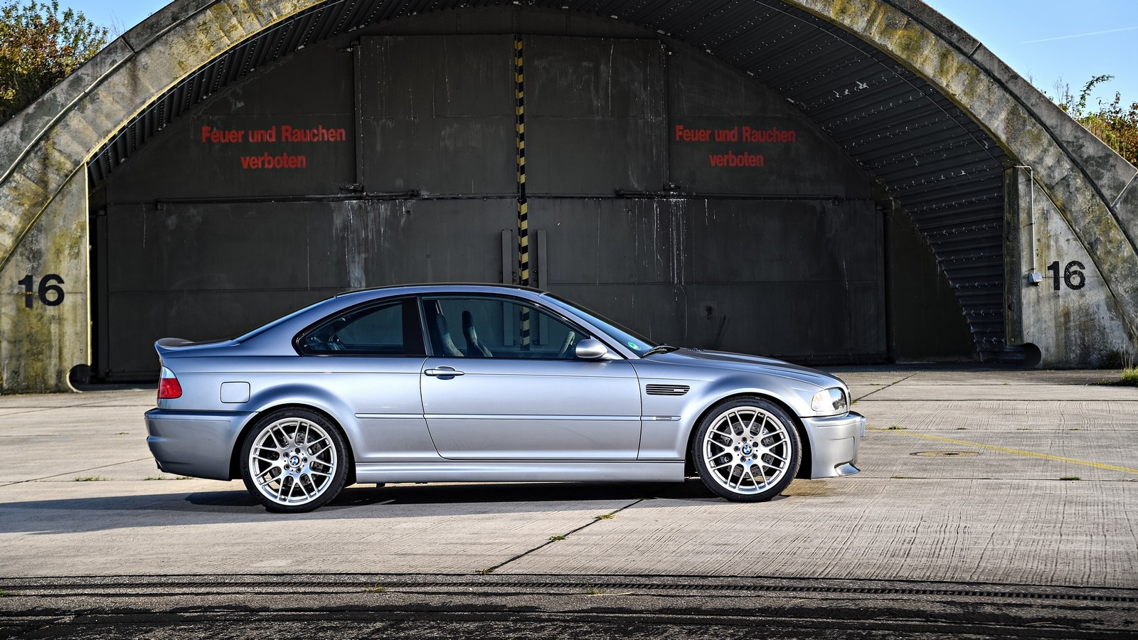 BMW M3 CSL Coupe (E46) '05–12.2003