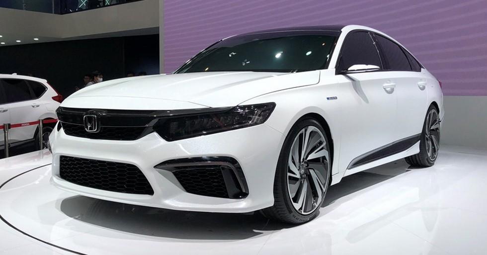 Honda Inspire 2018