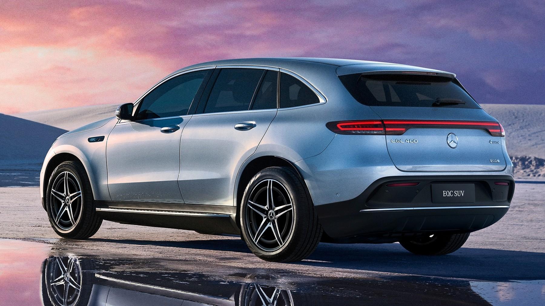 Это провал: Mercedes-Benz EQC не поедет в Америку, так как шансов на успех нет