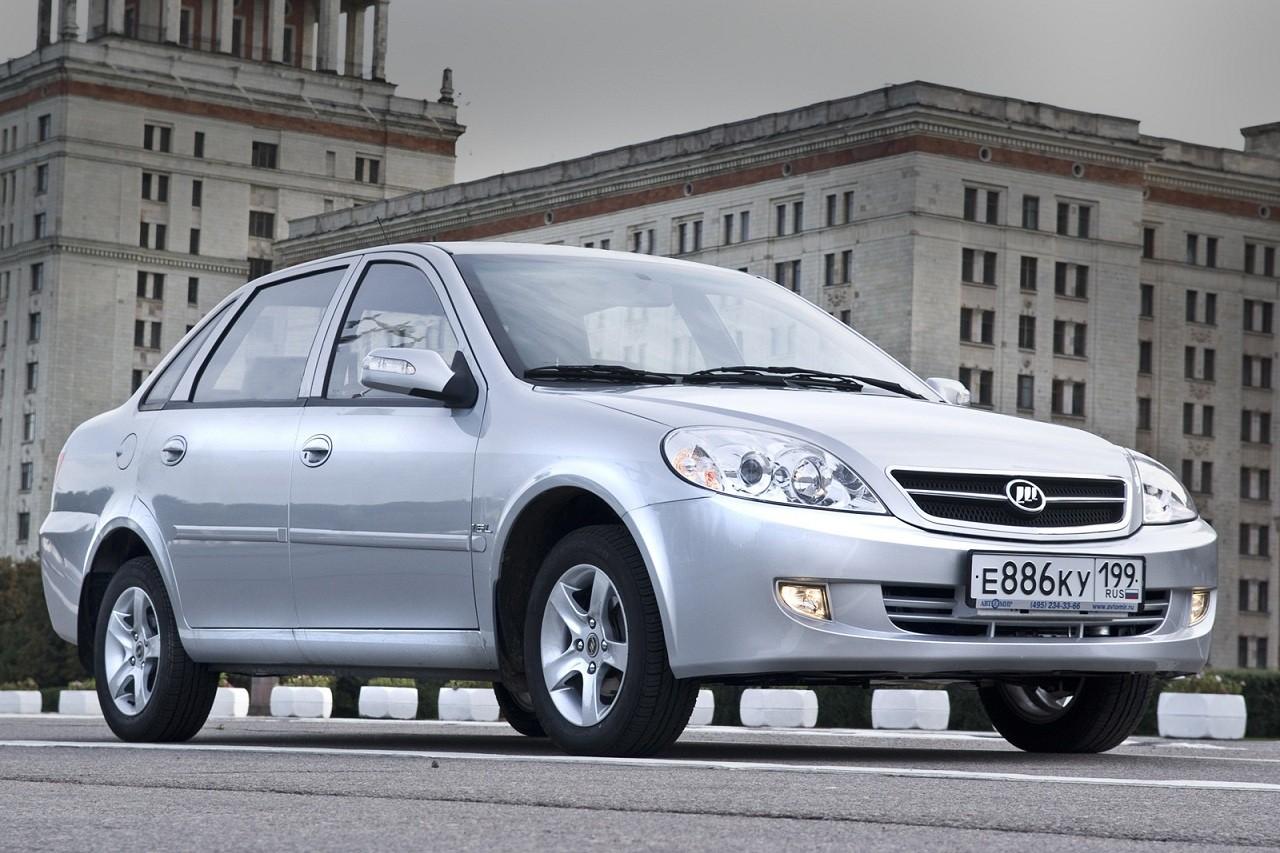 Lifan Breez (520) стал первым автомобилем китайского бренда, который встал на конвейер
