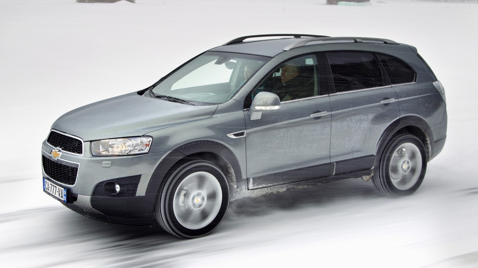 Chevrolet Captiva '2011–13