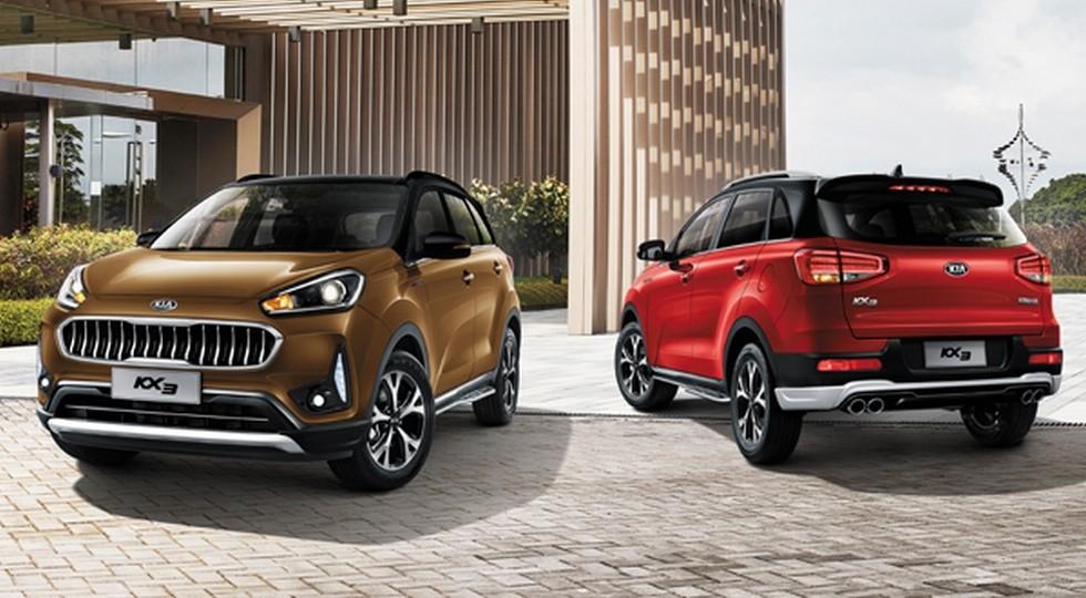 Другой родственник Hyundai Creta – обновленный Kia KX3 для Китая. В Поднебесной дореформенный кросс провалился: 10 027 проданных в 2017-м машин – крохи для КНР
