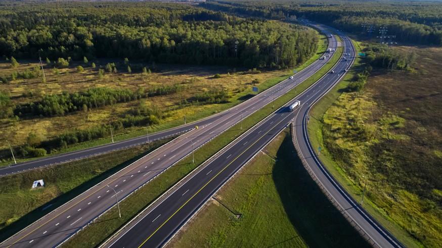 Путь к морю: новый путепровод на платной трассе М-4 «Дон» откроют для движения осенью