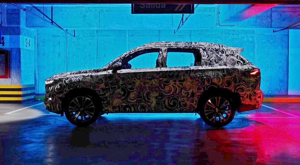 Dodge анонсировал новый кроссовер: скорее всего, сделан из «китайца», который продают и в РФ