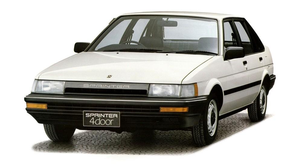 Toyota Sprinter 1300 Reviere (AE81) '1983–87