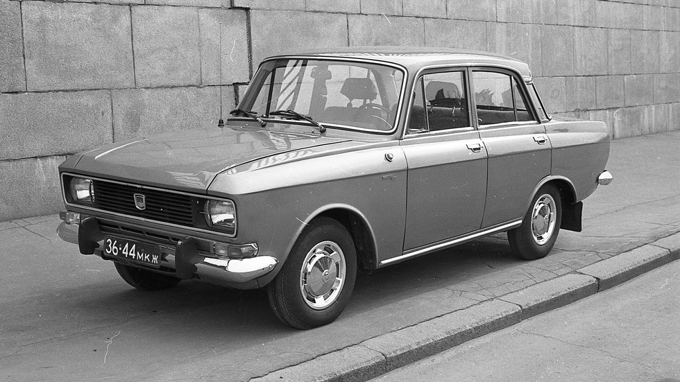 Опытный Москвич-2140 1972 года. Последняя разработка Андронова