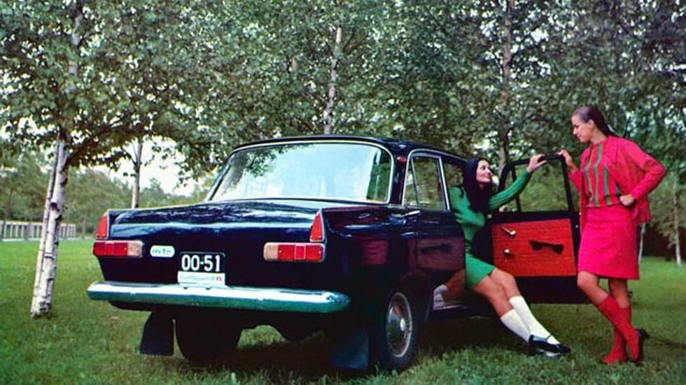 Москвич-412ИЭ '1967–68