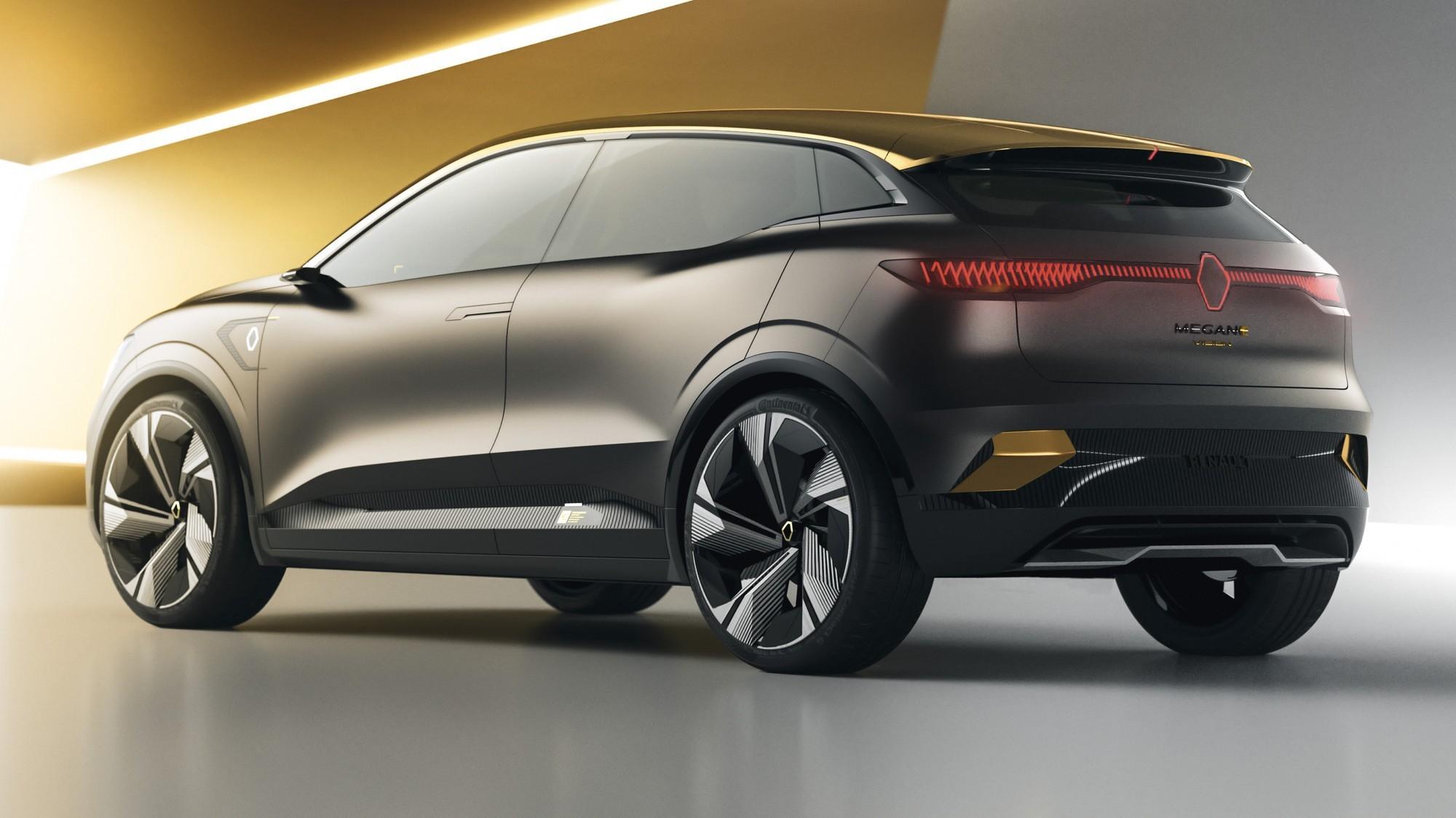 Renault показала, каким будет новый Megane. Старт производства — в конце 2021 года