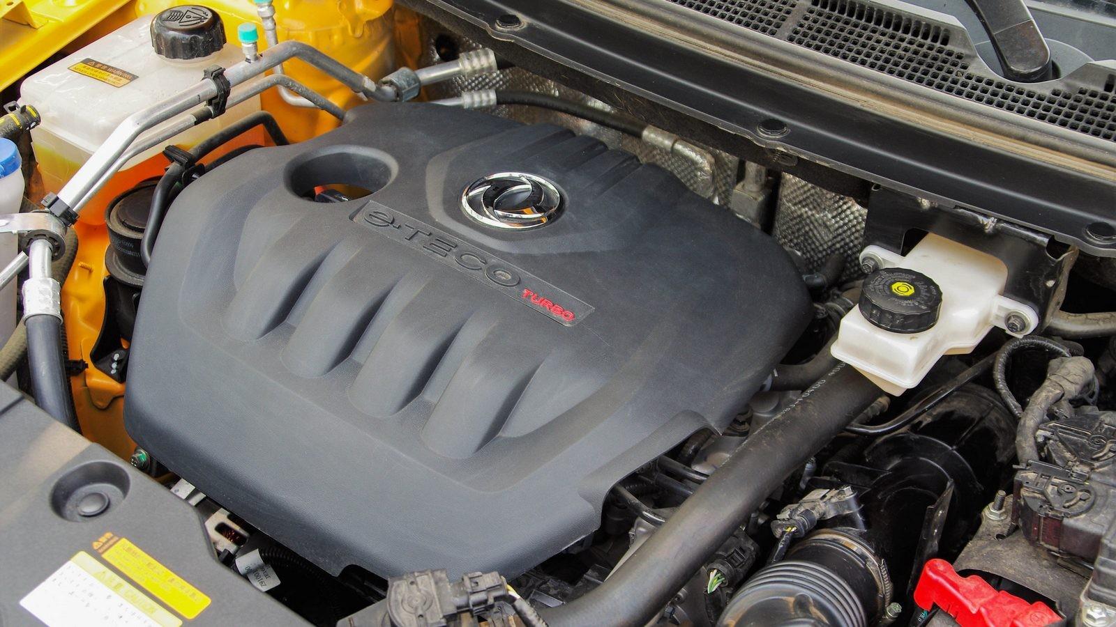 Dongfeng AX4 двигатель