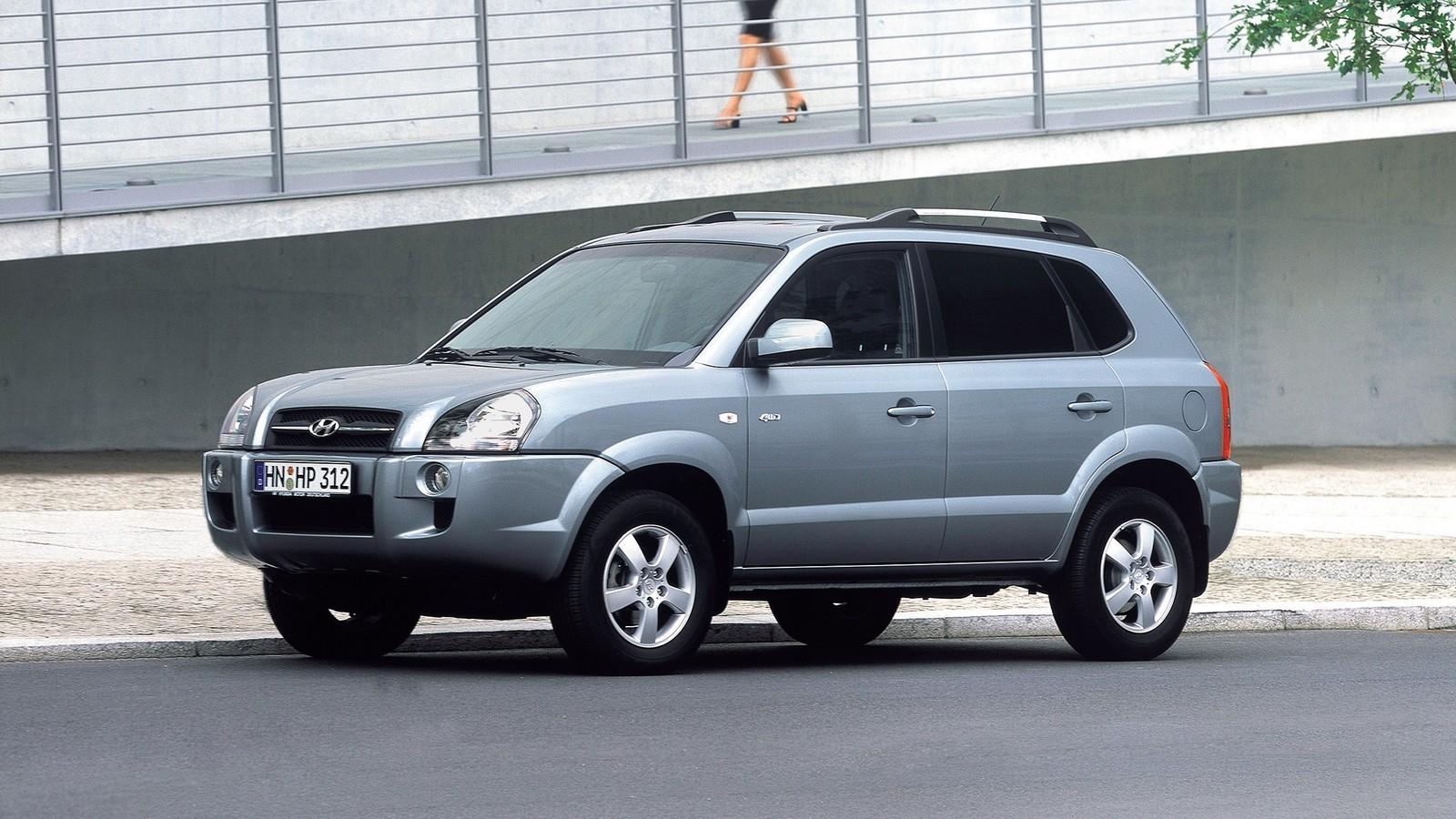 Hyundai Tucson '2004–09