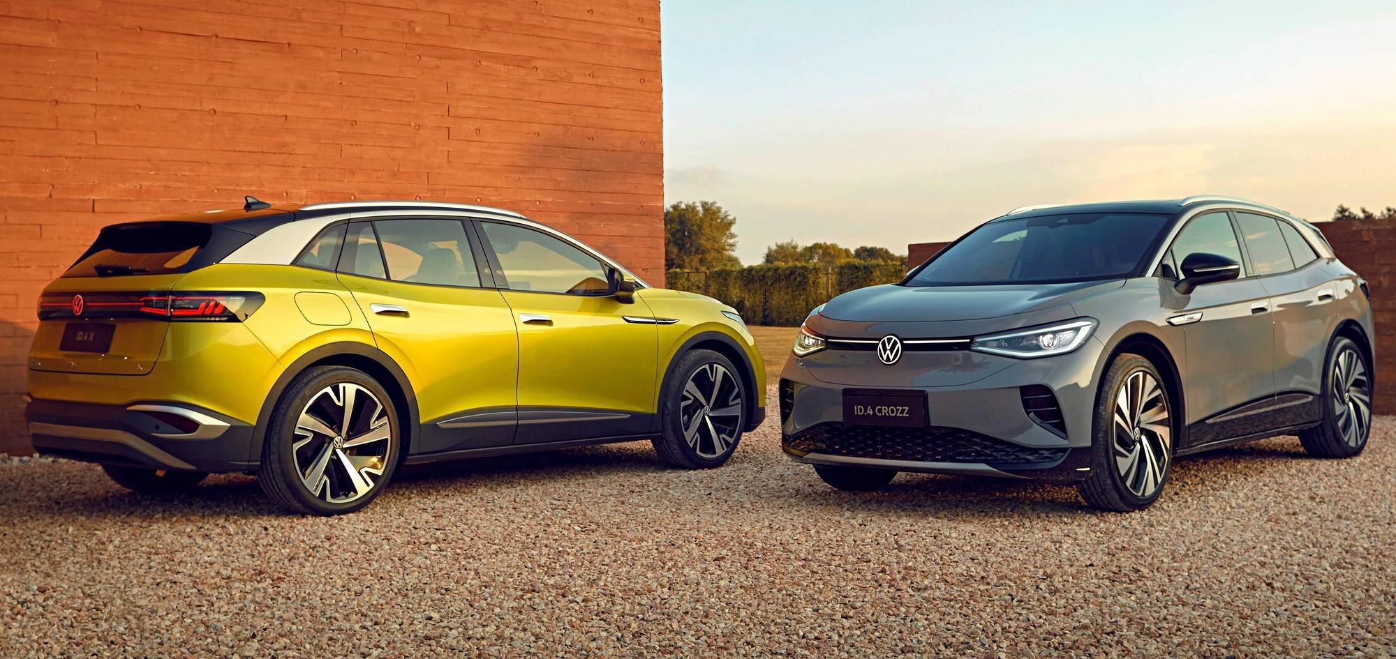 VW ID.4 плохо продаётся в Китае, два завода для его производства — явный перебор