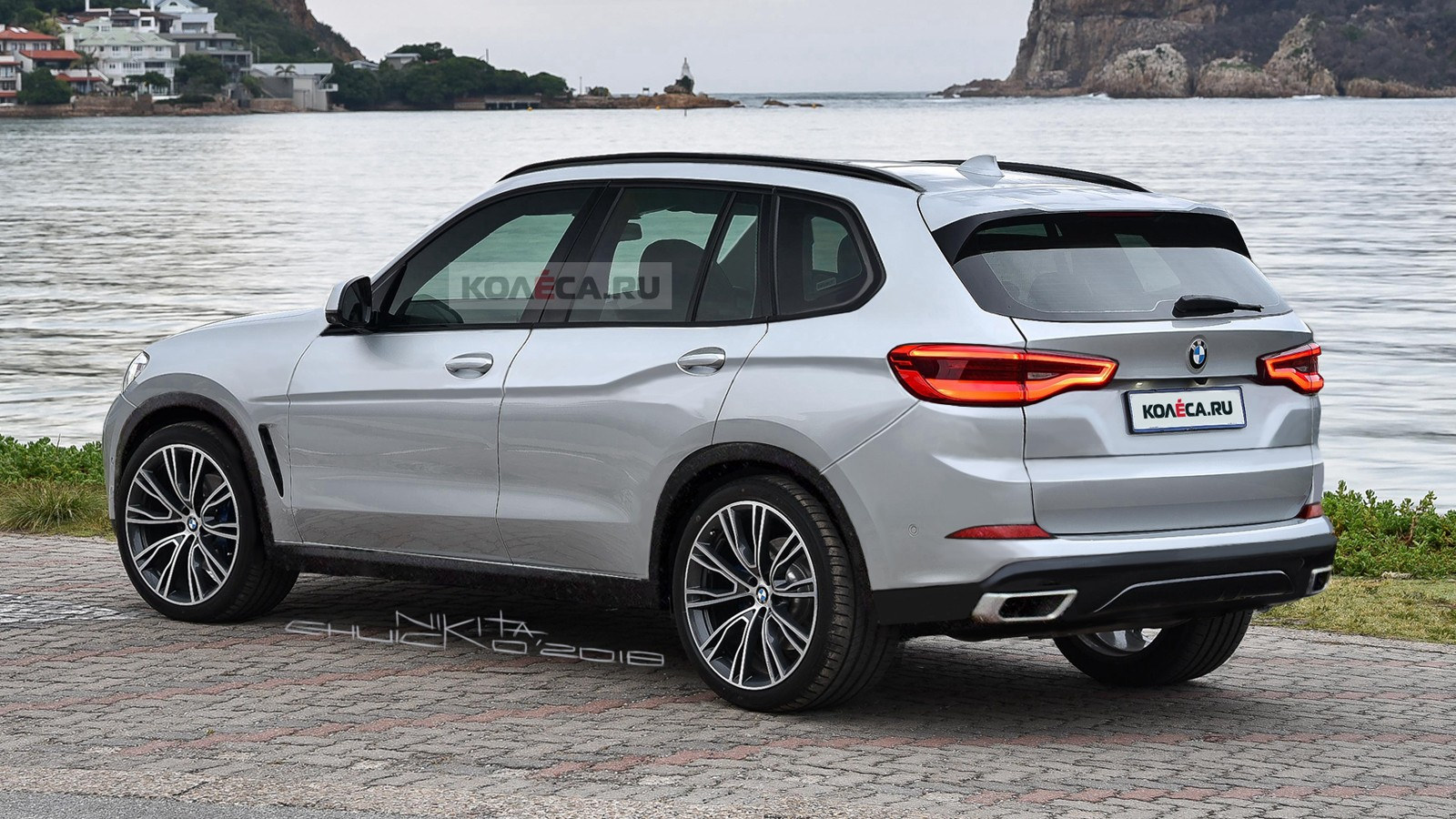 BMW X5 new rear2