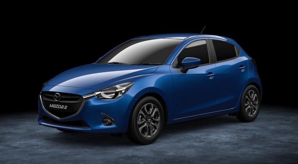 На фото: Mazda2 Tech Edition