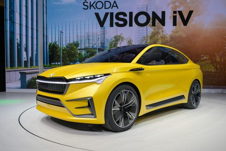 Новый кроссовер Skoda это Enyaq традиционный кузов или купе