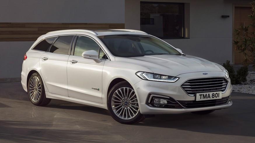 Ford лишил Mondeo бензиновых двигателей. Теперь либо дизели, либо гибрид