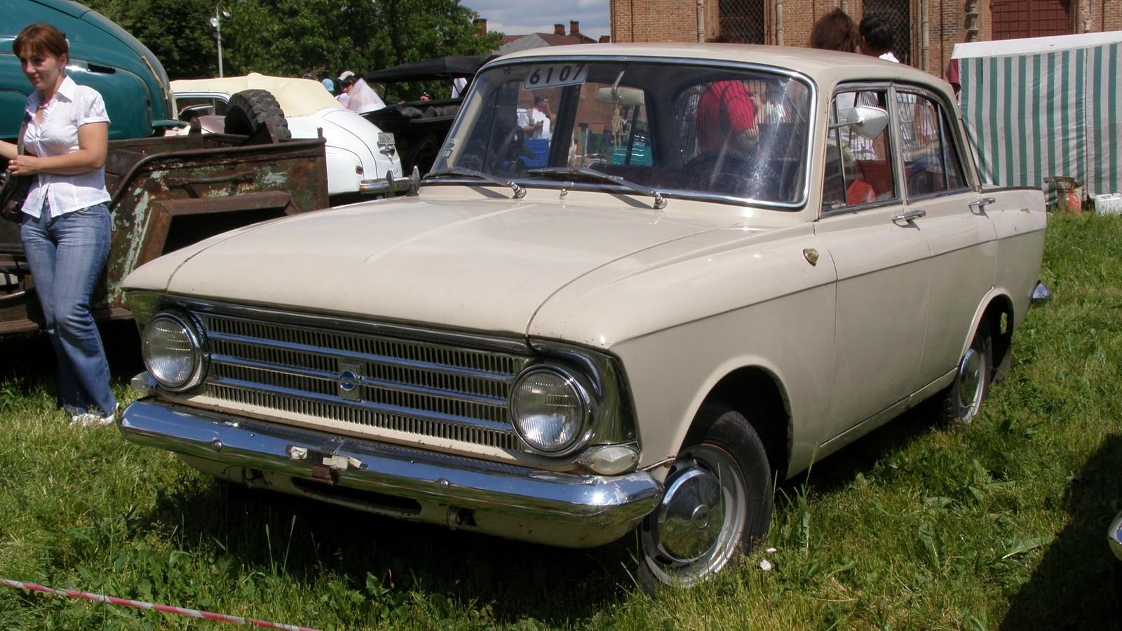 СИ Москвич-412 ижевский 1968-1969