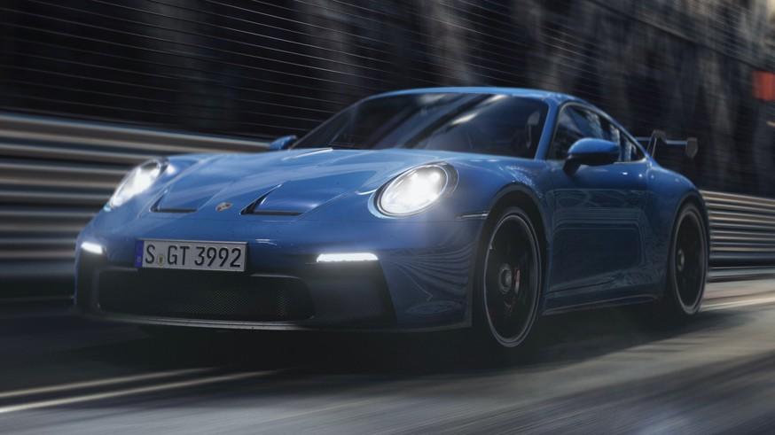 Обновки для спорткара: Porsche 911 GT3 сменил мотор и стал динамичнее