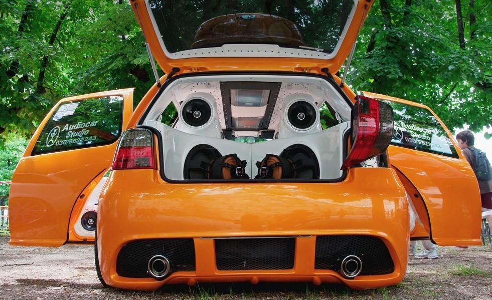 Авто Звук Как установить музыку в машину своими руками