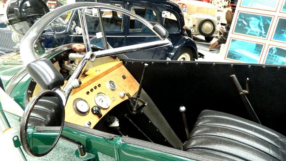 Mauser руль