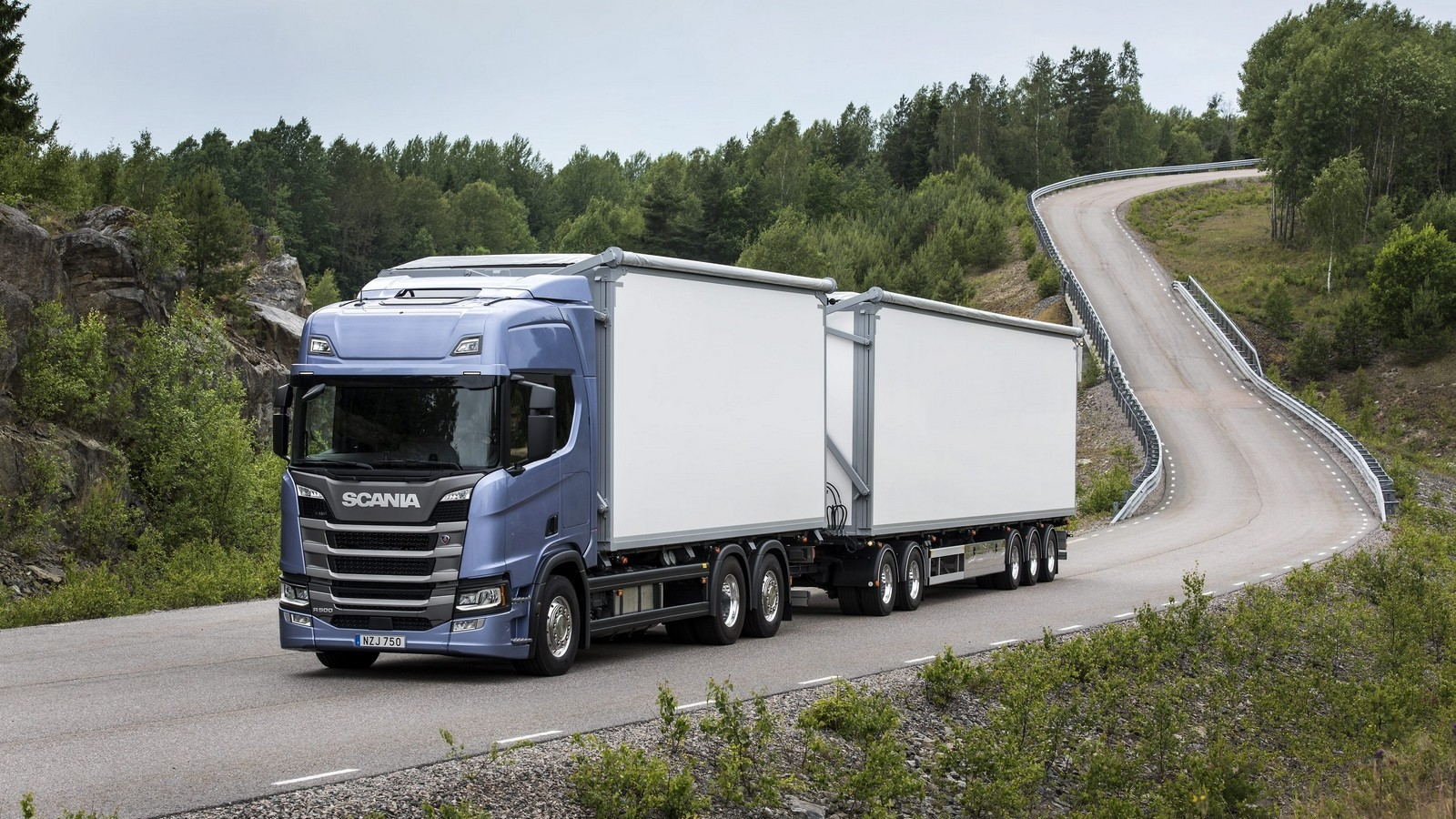 Scania R 500 6×2 Highline '2016–н.в.