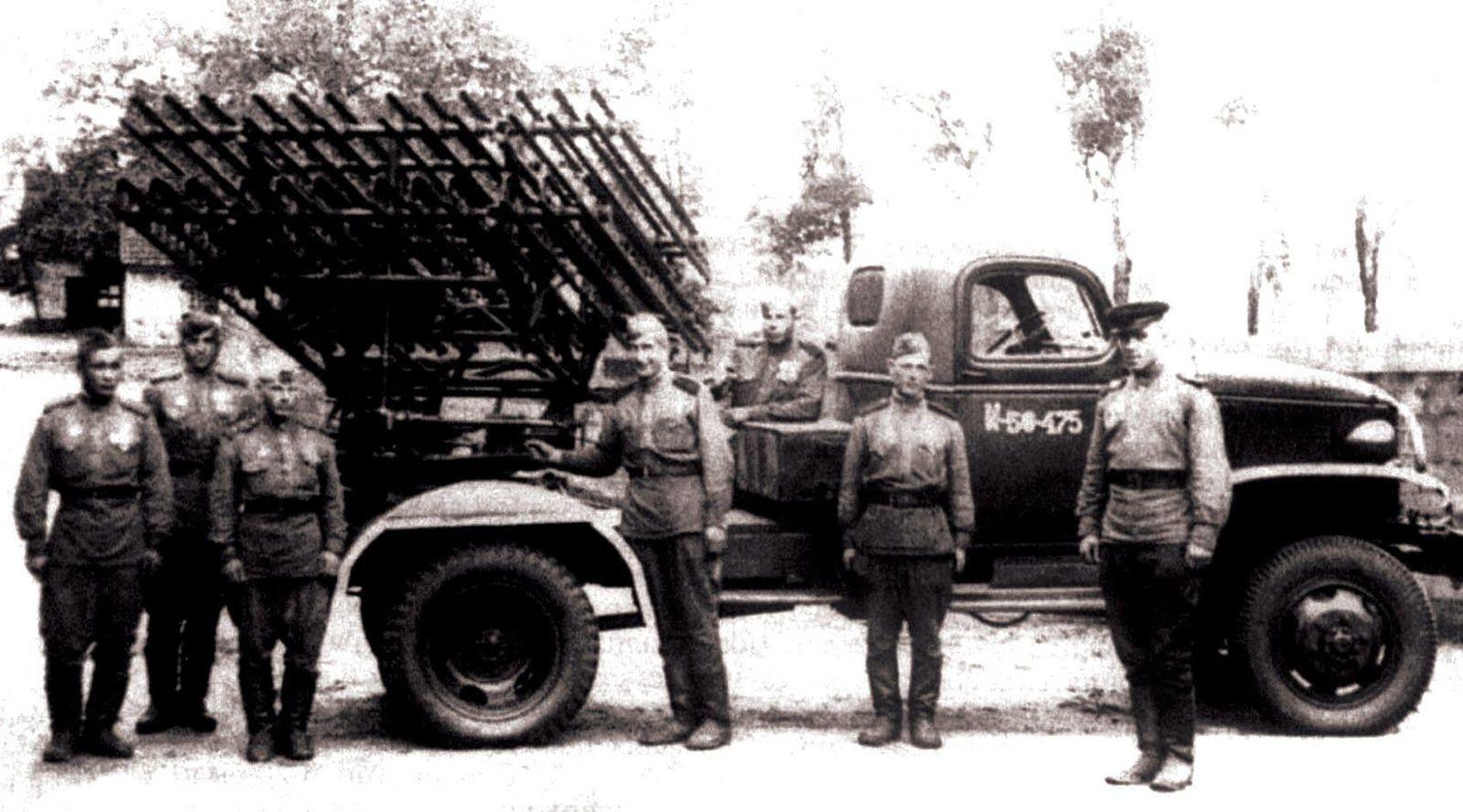 Неизвестный ленд-лиз: Chevrolet G4100, GMC CCKW и International М-5-6 в Красной армии